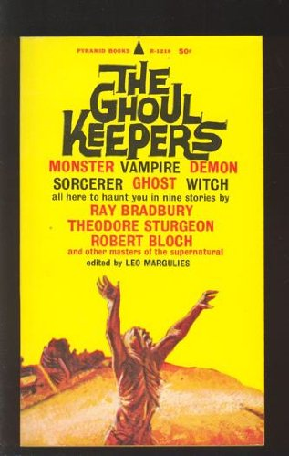 9780515012101: The Ghoul Keepers (Pyramid SF, R-1210)