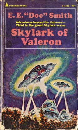 9780515014587: Skylark of Valeron (Pyramid SF, X-1458)
