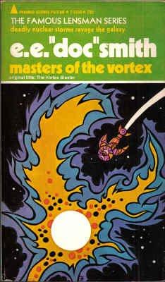 9780515022308: Masters of the Vortex