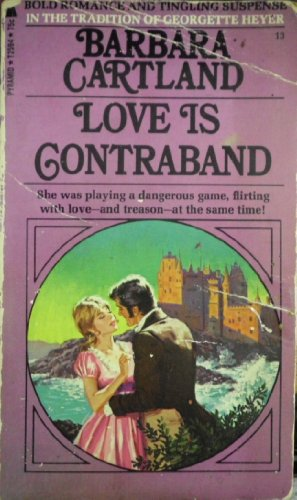 9780515022797: Love Is Contraband (Number 13)