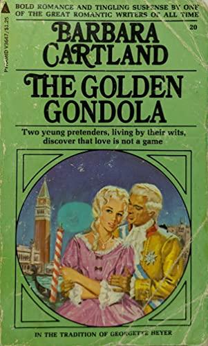 9780515024098: THE GOLDEN GONDOLA