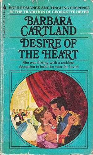 9780515026122: Desire of the Heart