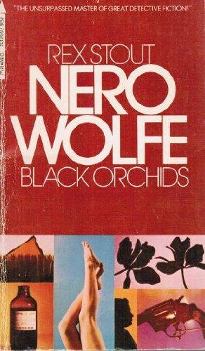9780515026573: BLACK ORCHIDS [Nero Wolfe]