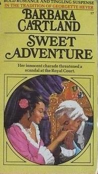 9780515026894: Sweet Adventure [Taschenbuch] by Cartland, Barbara