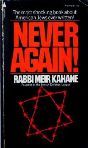 9780515027457: Never Again!: A Program for Survival