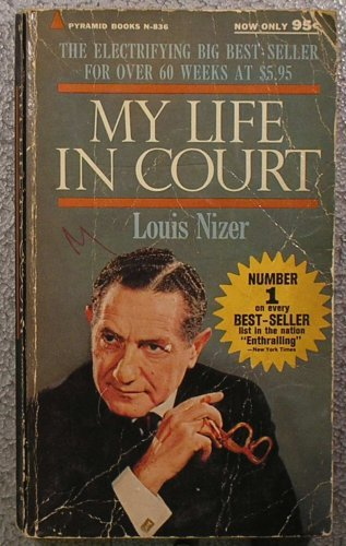 9780515027648: My life in court