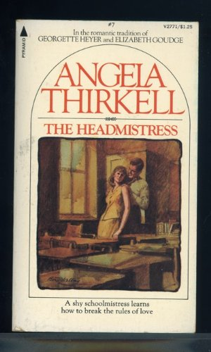 9780515027716: The Headmistress [Mass Market Paperback] by