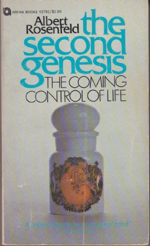 9780515027815: The second genesis ;: The coming control of life