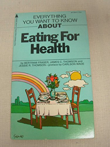 Everything You Want to Know About Eating: Bertram Fraser, James