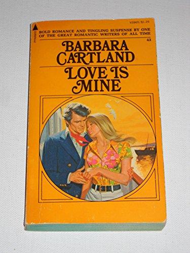 9780515028652: Love is Mine