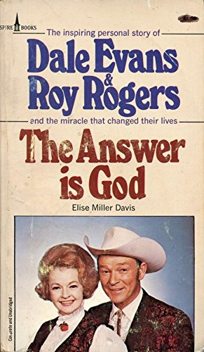 The Answer is God: Elise Miller Davis
