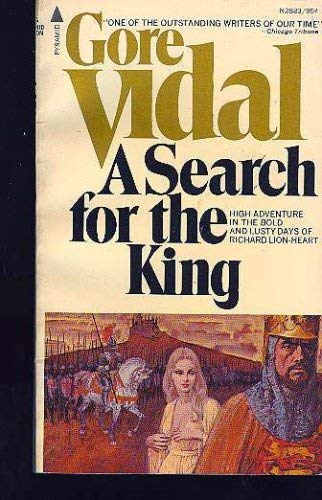 9780515028836: A Search for the King [Taschenbuch] by Gore Vidal