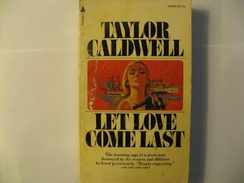 9780515028850: Let Love Come Last