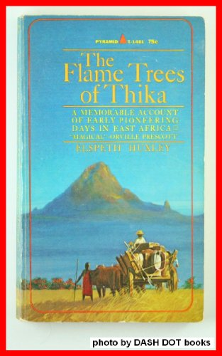 9780515029710: The Flame Trees of Thika: Memories of an African Childhood