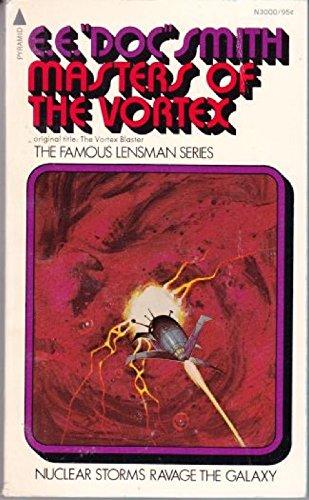 9780515030006: Masters of the Vortex (Pyramid SF, N3000)