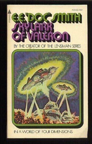 9780515030228: Skylark of Valeron