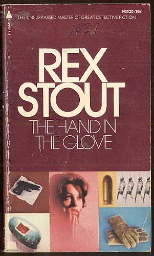 9780515030259: The Hand in the Glove (A Green Door Mystery)