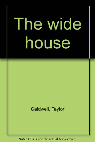 9780515030433: The wide house