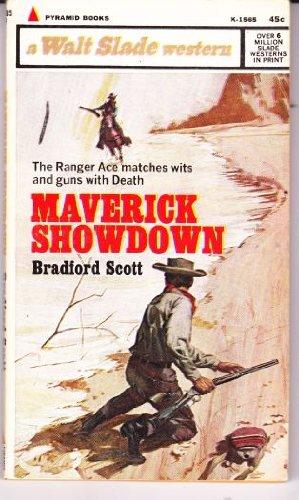 Maverick Showdown: Bradford Scott