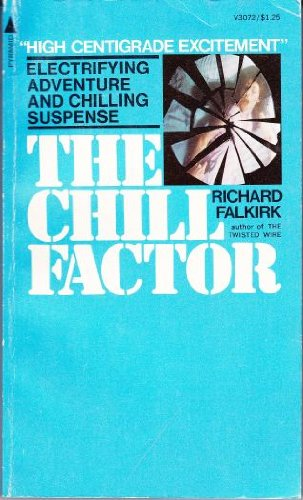 9780515030723: The chill factor