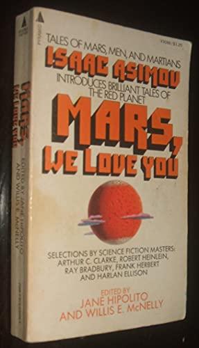 Mars, We Love You: Asimov, Isaac