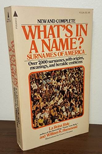 What's in a name?: Rule, La Reina;