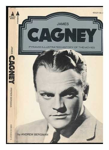 9780515031270: James Cagney (Pyramid illustrated history of the movies)
