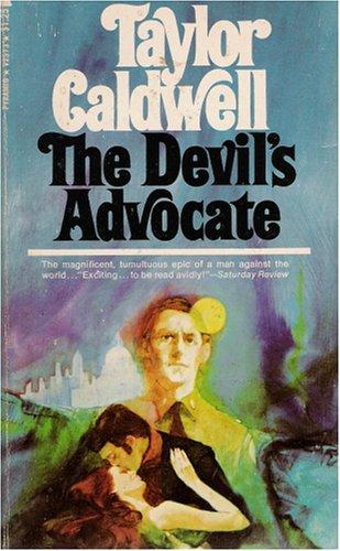 9780515031713: The Devil's Advocate