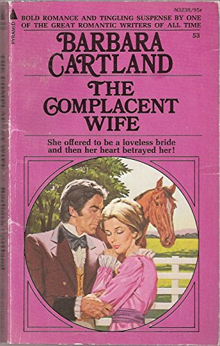9780515032383: The Complacent Wife