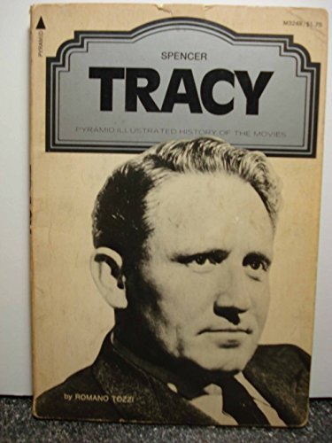 9780515032468: Spencer Tracy (Pyramid illustrated history of the movies)