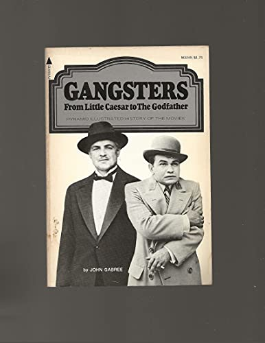9780515032499: Gangsters : From Little Caesar to the Godfather