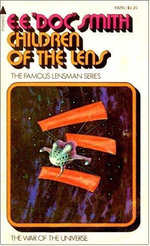 9780515032512: Children of the Lens (Lensman Series, Book 6)