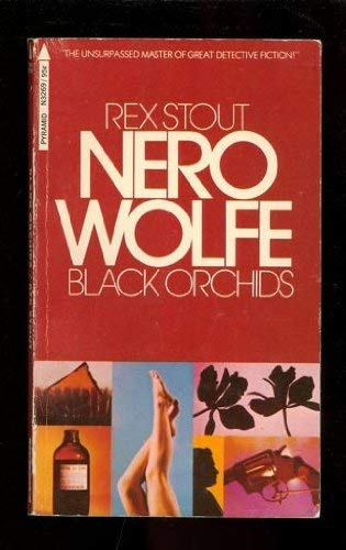 9780515032697: Black Orchids (The adventures of Nero Wolfe)