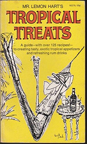 Mr. Lemon Hart's Tropical Treats