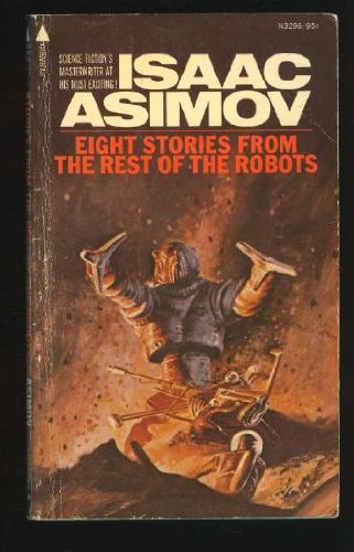 9780515032963: Eight Stories from the Rest of the Robots
