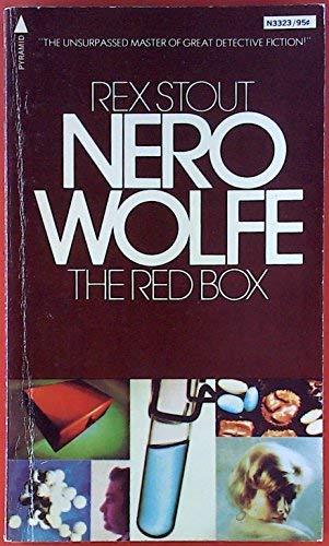 9780515033236: The Red Box (A Nero Wolfe Mystery)