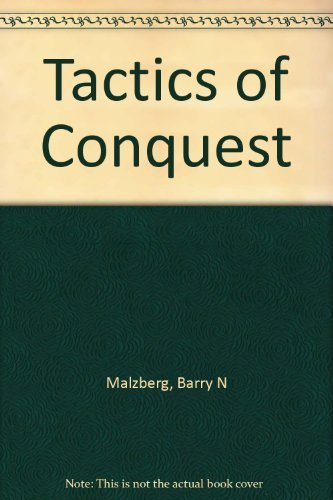 9780515033304: Tactics of Conquest