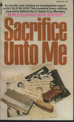 9780515033359: Sacrifice Unto Me