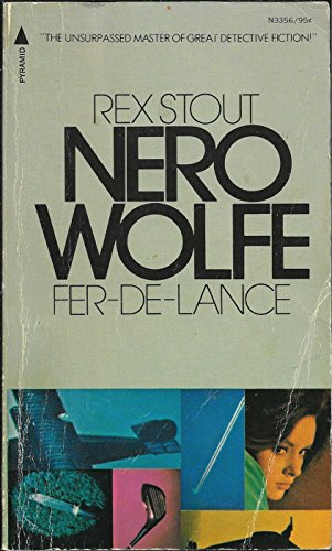 9780515033564: Nero Wolfe Fer-De-Lance Edition: sixth