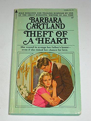 THEFT OF THE HEART: CARTLAND, BARBARA