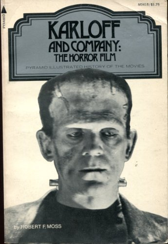 KARLOFF BORIS > KARLOFF AND COMPANY: THE HORROR FILM: