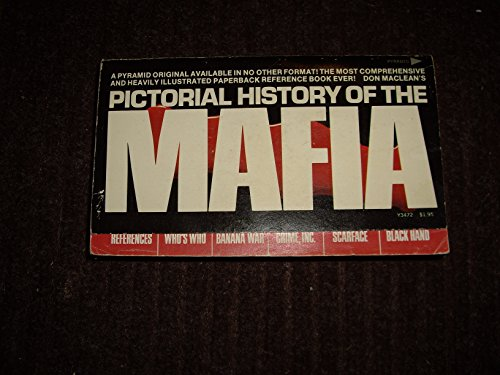 9780515034721: Pictorial history of the Mafia
