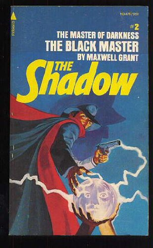 9780515034783: The Black Master (The Shadow, No. 2)