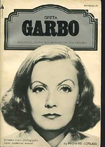 9780515034806: Greta Garbo (A Pyramid illustrated history of the movies)