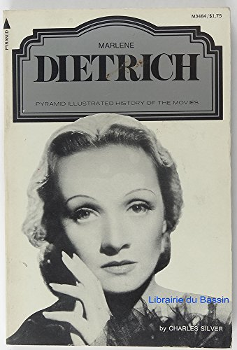 9780515034844: Marlene Dietrich (Illustrated History of the Movies)