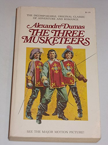 9780515034929: The Three Musketeers