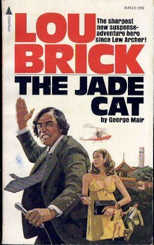 9780515035155: The jade cat