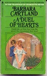 A Duel of Hearts: Cartland, Barbara