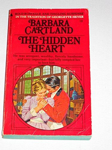 9780515035384: The Hidden Heart (Pyramid Romance, #10)