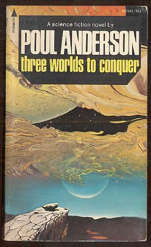 9780515035414: Three Worlds to Conquer